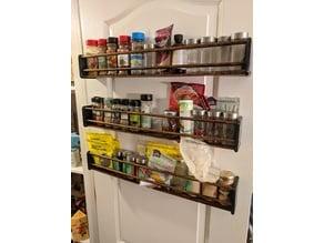 Door/Wall mounted Spice Rack