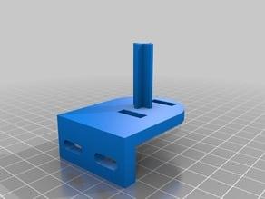 Rollease roller blind mounting brackets