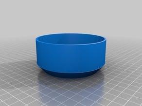 Carberator float bowl
