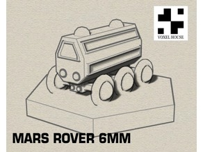 Rover 6mm Scale