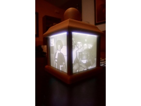 Lithophane Box