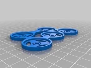 Apocalypse Magnetic Movement Trays (25mm)