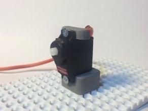 Servo Mount for LittleBits