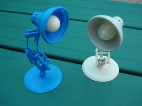 Light Bulb for Mini Desk Lamp