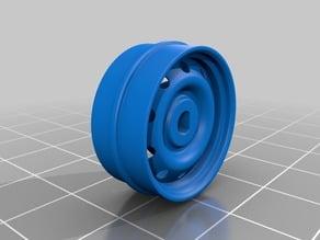 Wheel Steelie Xmod