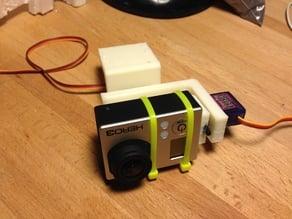 Micro-Servo Gimbal -  Quadcopter/Tricopter etc.