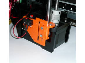 Anet A6 Adjustable Z End Stop For RPW-Ultra Carriage