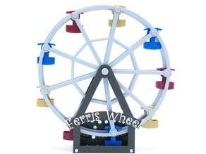 Pneumatic Ferris Wheel