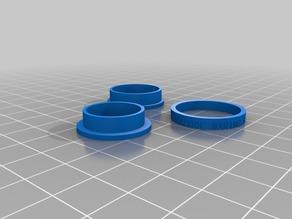 Waring School Spinner Ring Small