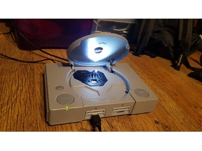 PlayStation π model SCPH-1001