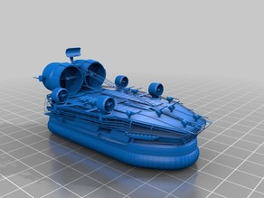 HOVERCRAFT _no ready