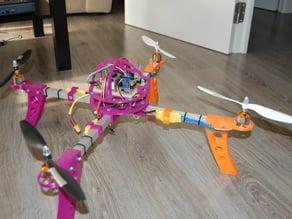 Dron Pepito. Arduino Quadcopter