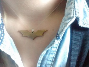Batarang Earring or Necklace