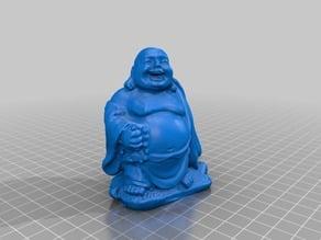 Buddha Statue - 3D Scan