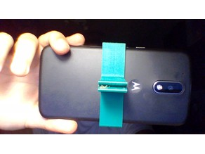 Soporte de móvil Motorola Moto G4 para coche