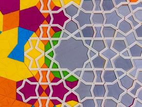 Girih Tiles for Interactive Islamic Designs