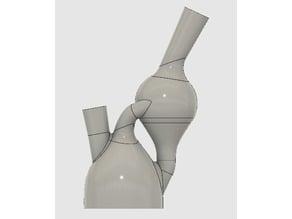 Recycler Rig - Bubbler #3 (balanced-volume)