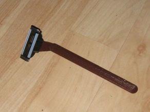 Gillette MACH 3 razor blade holder