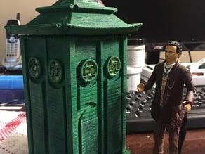 Jade Pagoda Tardis Escape pod doctor who