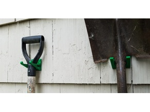 Yard Tool Hooks/Hangers