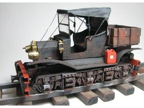 Vintage Railcar