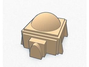Basic Mos Eisley/Espa building ver 0.10 (X-Wing TMG)