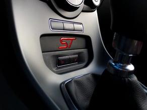 Fiesta ST MK7 Hole Cover