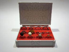 Flower box (with ring holder insert)