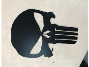 Punisher 3mm HDF black