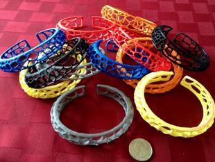 Coral Cuffs Redux