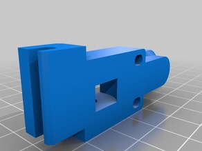 I3 Mk2/MK2s Extruder Idler with Push fitting Support for filament guide