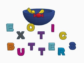 EXOTIC BUTTERS