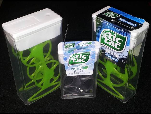 Jumbo Tic Tac Solder Dispenser