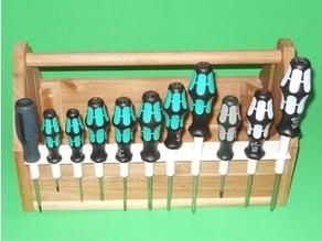 Ikea Skogsta Screwdriver Holders
