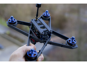 "ARS-5 V1.0  5"" Racing Drone"