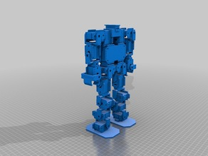 Modular Servo Shell 3.0 - MARK 3