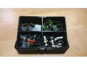 Carry case for 18mm D&D miniatures