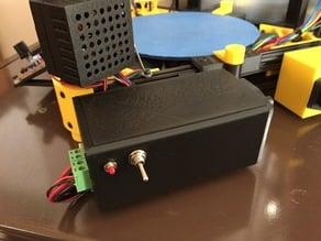 RAMPS box for Mini Kossel