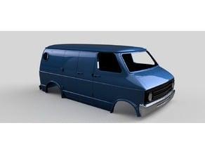 1970s Van