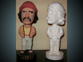 Cheech Bobblehead