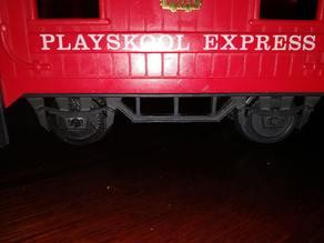 Playskool Express Train Car Wheel
