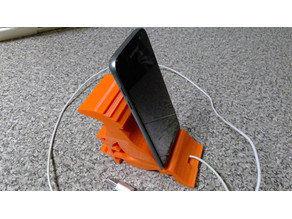 Mustang Phone Stand/Charge Station