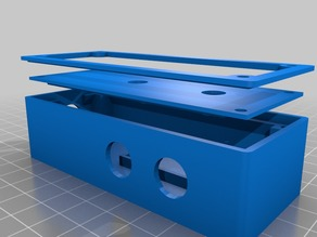 Control box for Saddle Vibrator