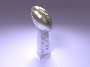 Fantasy Football (Super Bowl) Trophy