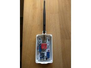 ESP-WROOM-32 Weatherstation case
