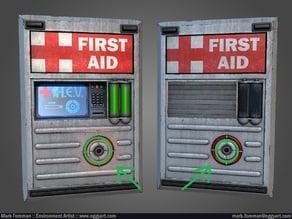 H.E.V. First Aid Station Inner Ring 1:1
