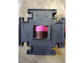 Hyper Light Drifter Belt Buckle