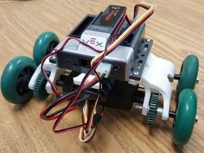 EncoderBot - VEX Robotics Chassis