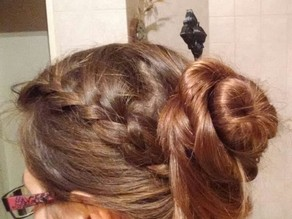 Stick Bun / Hair Pin