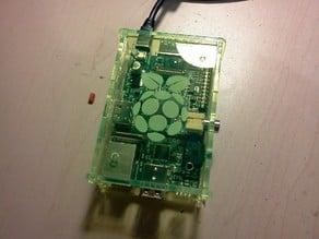 Adafruit Pi Box - Enclosure for Raspberry Pi® Computers with Logo
